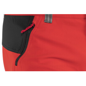 Columbia Triple Canyon Fall Hiking Pants Men Red Spark/Black